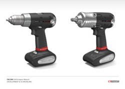 Drill & impact wrench