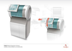 STA Keros Blood analyser
